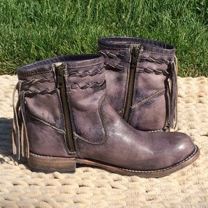 BED STU Craven ankle boots